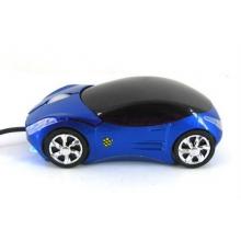 Souris optique USB en forme de voiture