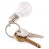 Ampoule lumineuse porte clef