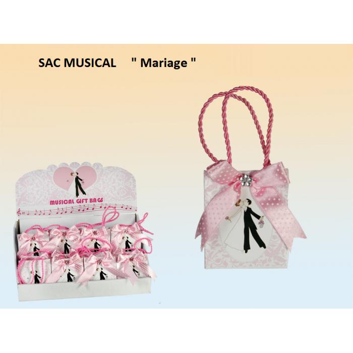 boite musique sac musical pour mariage. Black Bedroom Furniture Sets. Home Design Ideas