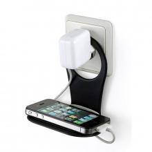 Support de téléphone portable en chargement bobino