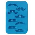 Glaçons moustaches 8 modèles differents