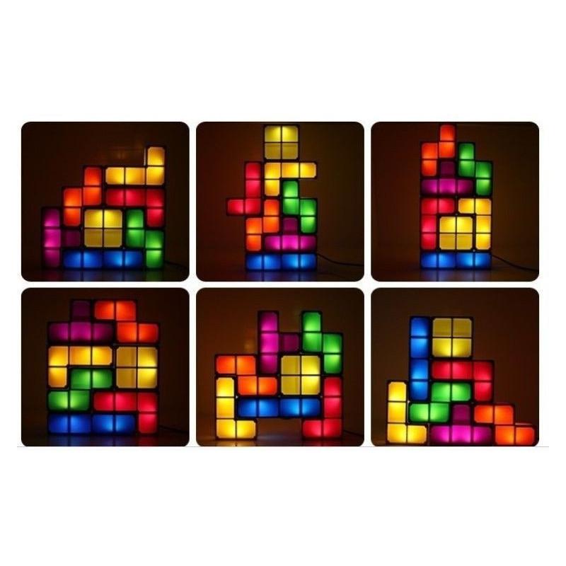 Liste D 39 Envies De Yanis F Lampe Tetris Tapis Top