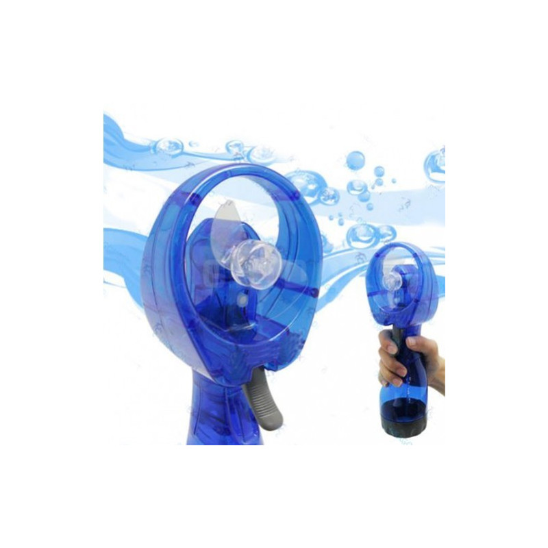 Ventilateur pulv risateur d 39 eau portable - Rafraichir une piece avec un ventilateur ...