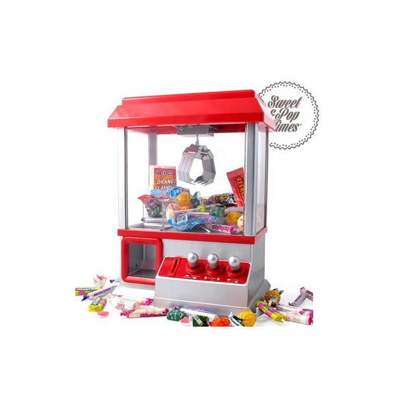 Machine pince attrape bonbons