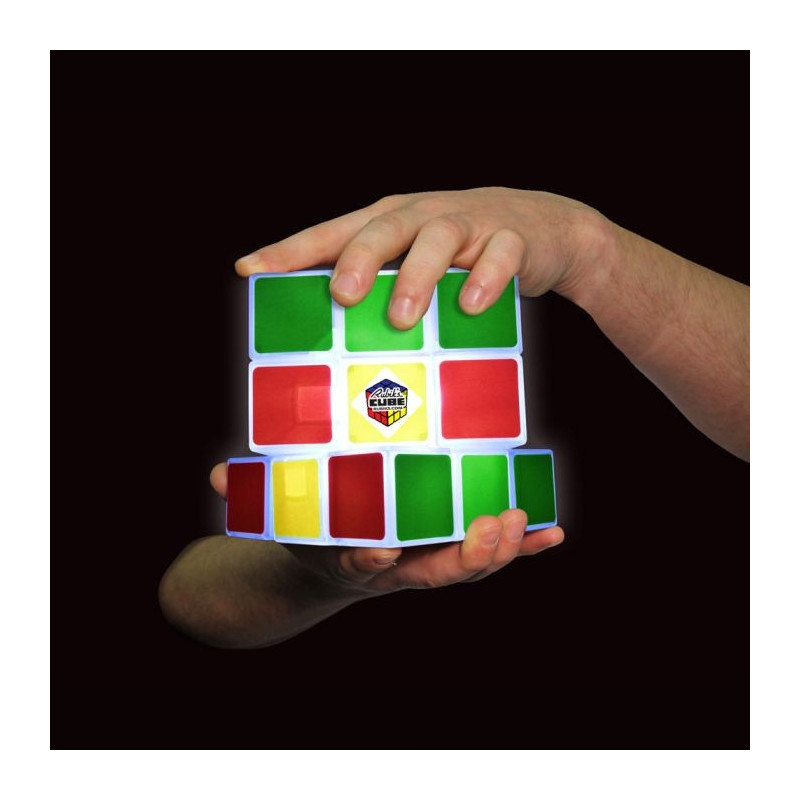 lampe rubik 39 s cube g ant ebay. Black Bedroom Furniture Sets. Home Design Ideas