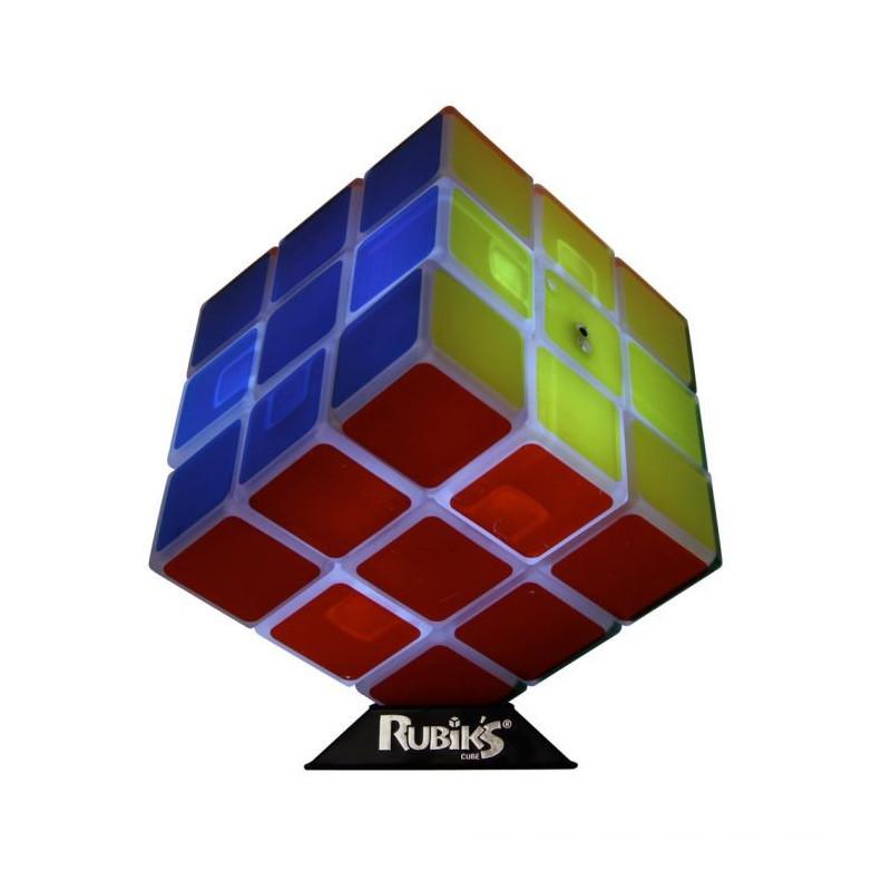 Lampe rubik 39 s cube g ant - Rubik s cube geant ...