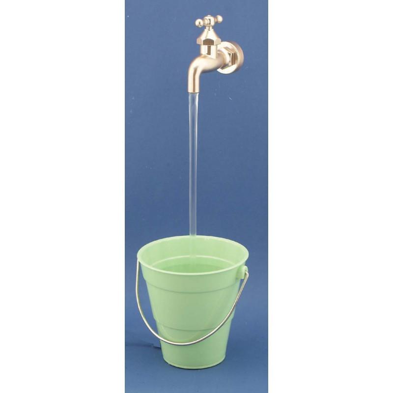 Fontaine robinet magique
