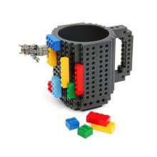 Mug lego gris