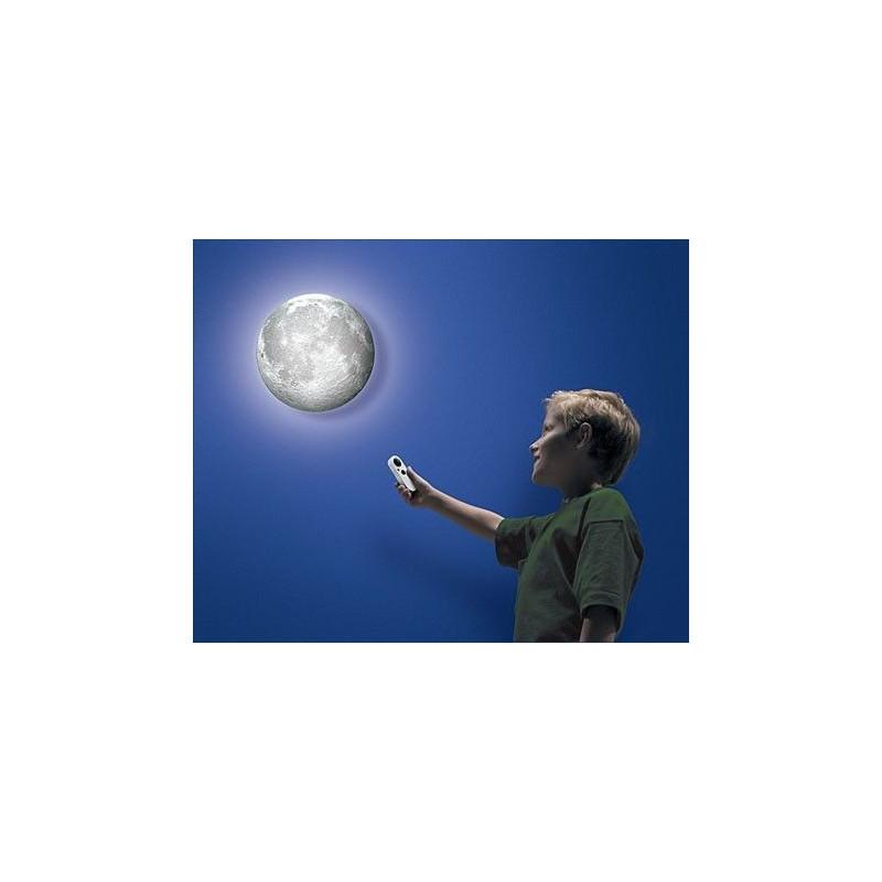 Lampe lune veilleuse avec t l commande - Lampe avec telecommande ...