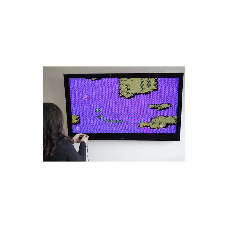 console de jeux manette 200 jeux ancien retro games ebay. Black Bedroom Furniture Sets. Home Design Ideas