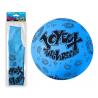 Ballon géant joyeux anniversaire bleu de 1,16 mètre