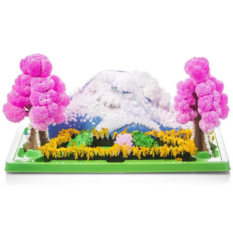 Jardin de cristal le jardin magique qui pousse for Le jardin qui dit non