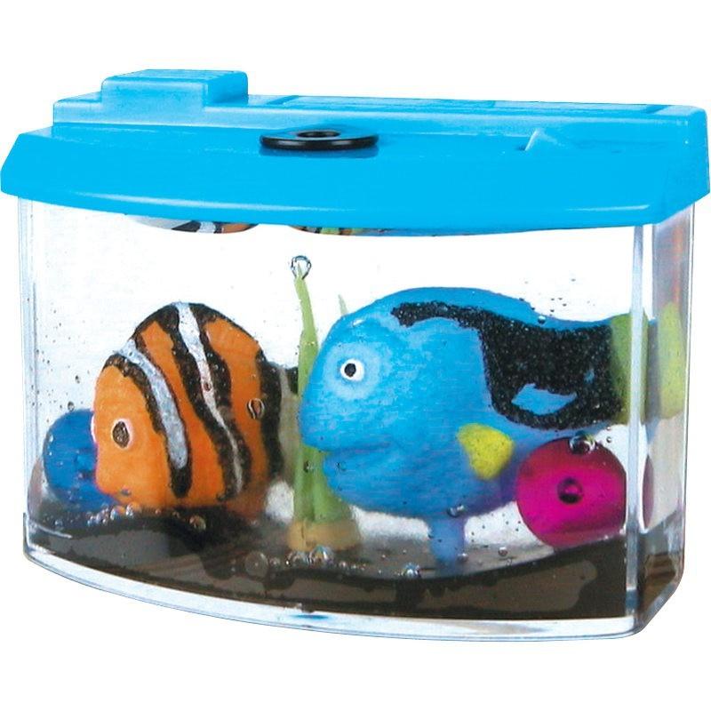 Aquarium poissons magiques for Jouet aquarium poisson