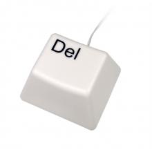 Lampe électrique touche de clavier DEL