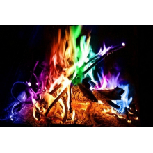 Mystical Fire, la flamme multicolore magique
