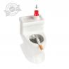 Cendrier toilettes Flush!