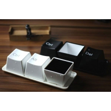 Tasses clavier d'ordinateur
