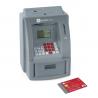 Tirelire EuroBank distributeur de billets avec carte bancaire