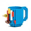 Mug lego bleu