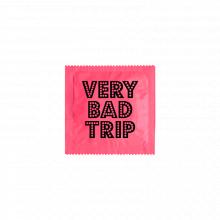 Préservatif humoristique VERY BAD TRIP