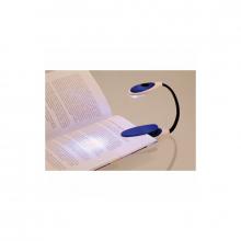Lampe de lecture flexible pour livre