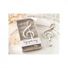 Décapsuleur clé de sol Symphony musique