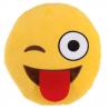 Coussin XL Emoticon clin d'oeil rigolo