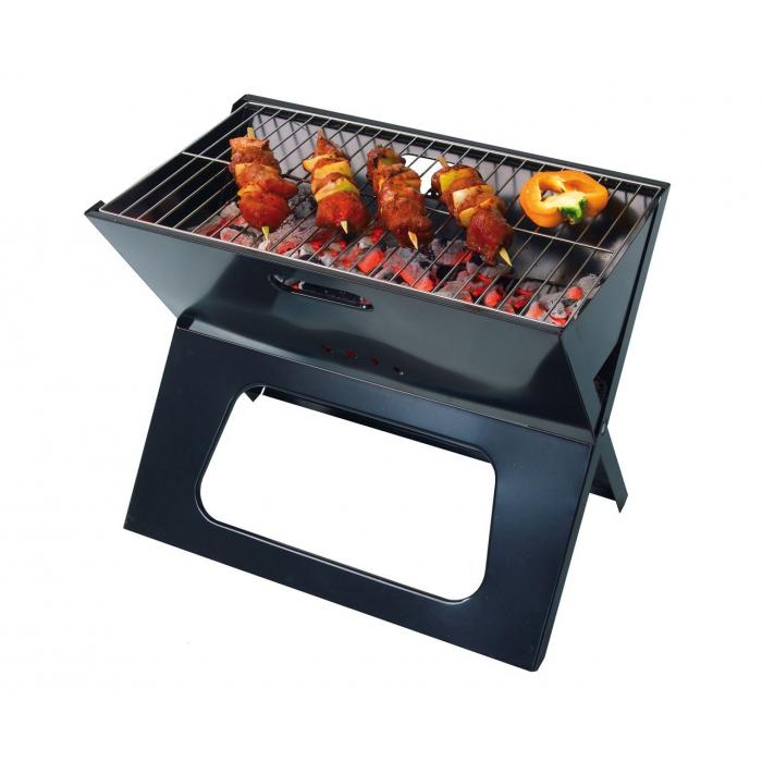 Barbecue portable pliable
