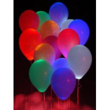 Lot de 5 ballons lumineux