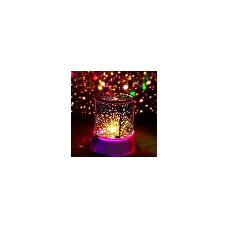 Veilleuse projecteur d 39 toiles - Veilleuse projecteur etoile ...