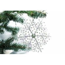 Lot de 3 flocons de neige pour décorer un sapin de noël