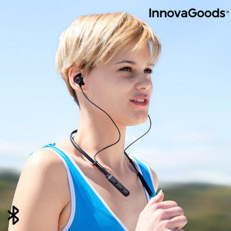 Écouteurs Magnétique Sans Fil de Sport InnovaGoods