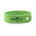 Bracelet anti moustique vert