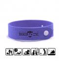 Bracelet anti moustique violet