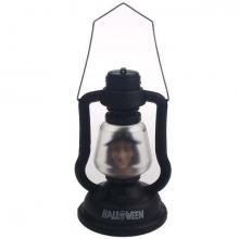 Lanterne lumineuse sorcière musicale