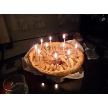 Lot de 10 bougies magiques qui se rallument