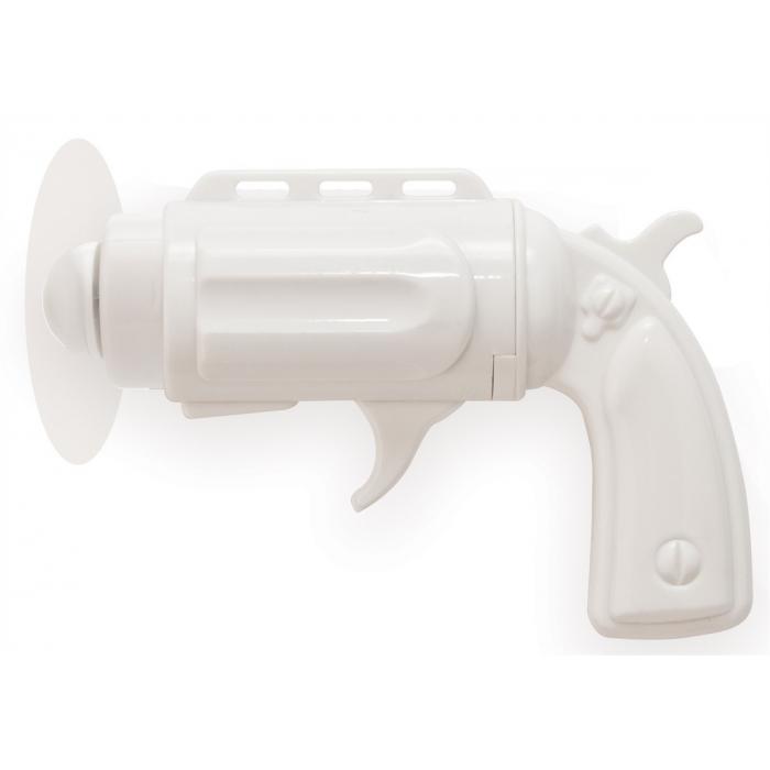 Ventilateur de poche en forme de pistolet