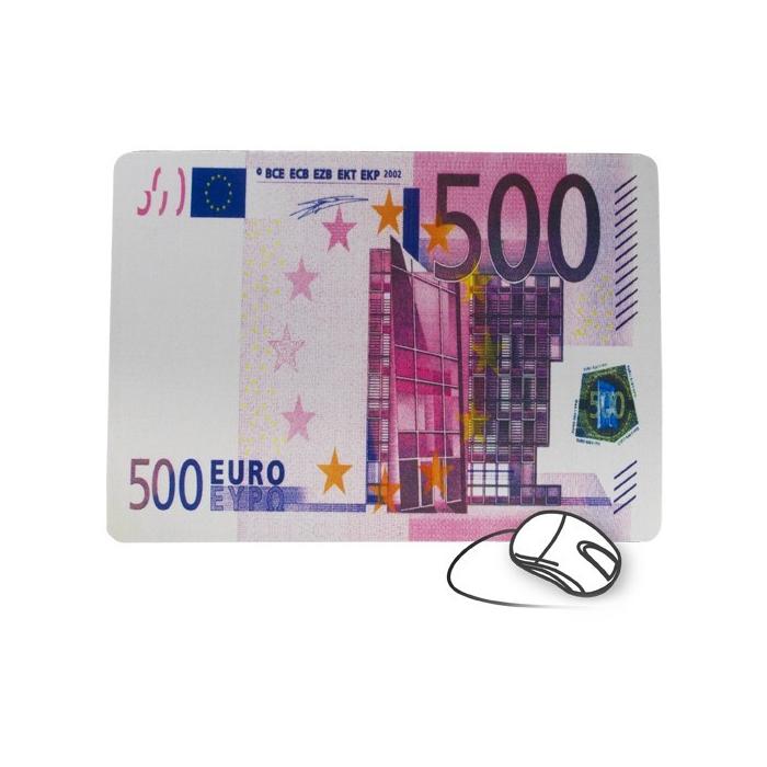 Tapis de souris 500€