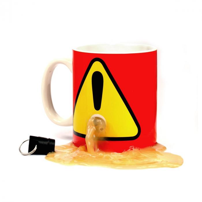 Mug à bouchon