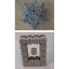 Cube magnétique 5mm 125 billes