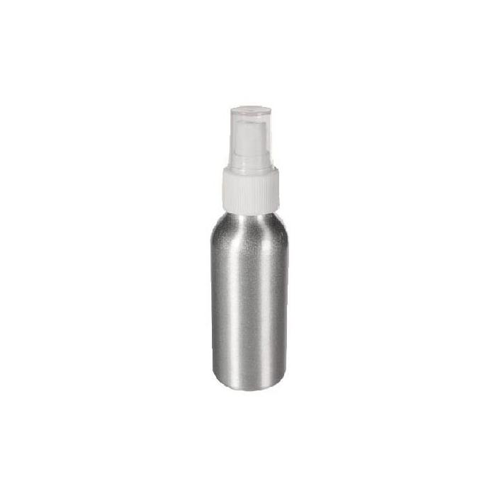 Flacon avec spray 100 ML en aluminium