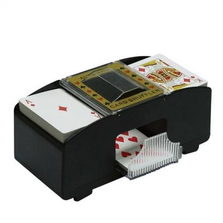 Mélangeur automatique de cartes à jouer