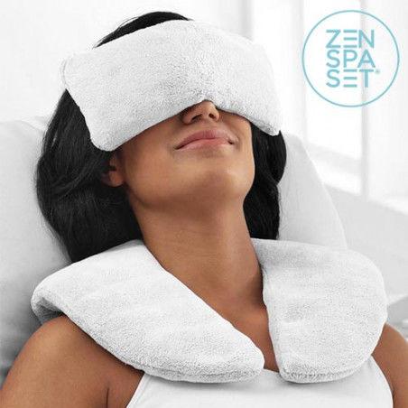 Set Zen Spa (Coussin + petits coussins)  Froid et Chaleur