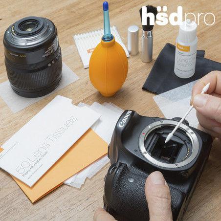 Kit de Nettoyage pour Appareil-Photo hsdpro (7 pièces)