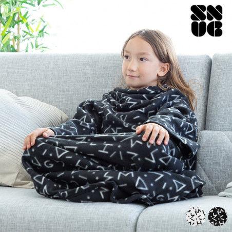 Couverture à Manches pour Enfant Symbols Snug Snug One Kids