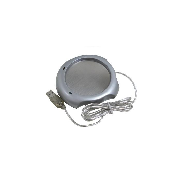 Chauffe tasse USB avec multiplicateur de ports