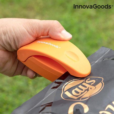 Machine de scellage pour Sacs avec Cutter et Aimant InnovaGoods