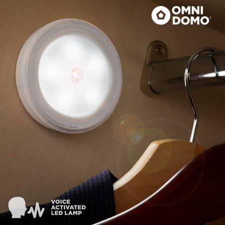 Spot LED à Commande Vocale Voluma