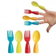 Couverts pratiques pour les doigts