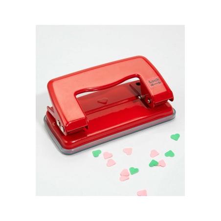 Perforatrice papier en forme de coeur